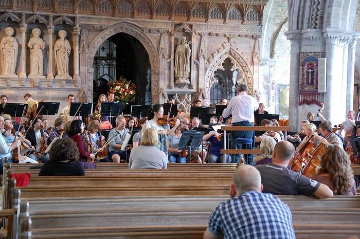 Собор Святого Давида (St David's Cathedral), Уэльс, Англия 30678