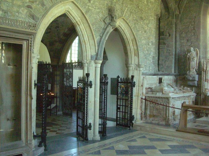 Собор Святого Давида (St David's Cathedral), Уэльс, Англия 81440