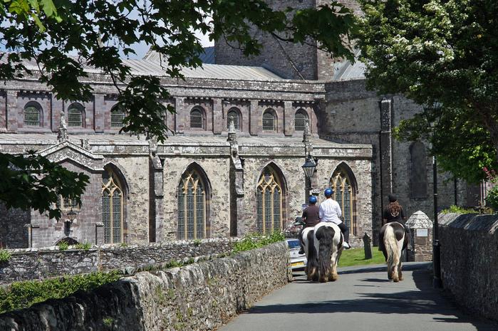 Собор Святого Давида (St David's Cathedral), Уэльс, Англия 26870