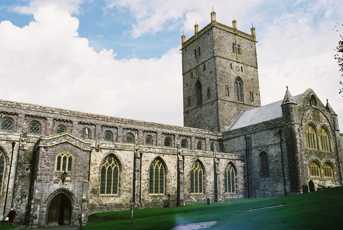 Собор Святого Давида (St David's Cathedral), Уэльс, Англия 49872