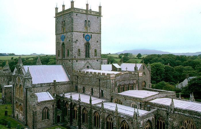 Собор Святого Давида (St David's Cathedral), Уэльс, Англия 54720