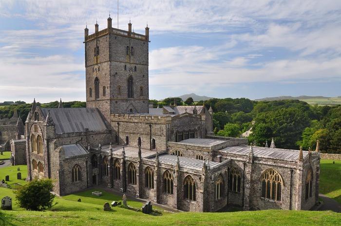 Собор Святого Давида (St David's Cathedral), Уэльс, Англия 82557