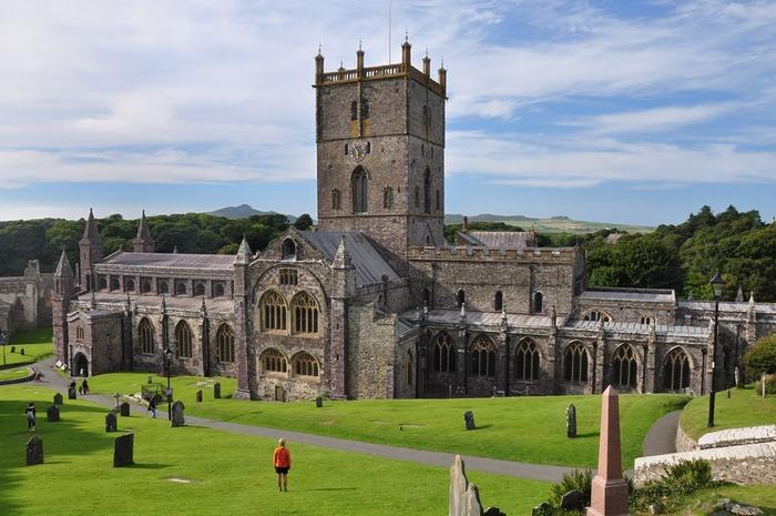 Собор Святого Давида (St David's Cathedral), Уэльс, Англия 38907