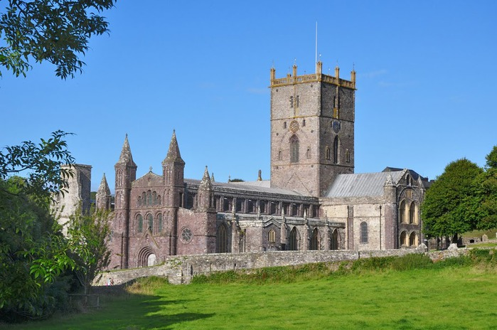 Собор Святого Давида (St David's Cathedral), Уэльс, Англия 98404