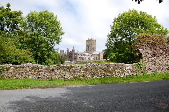 Собор Святого Давида (St David's Cathedral), Уэльс, Англия 99060