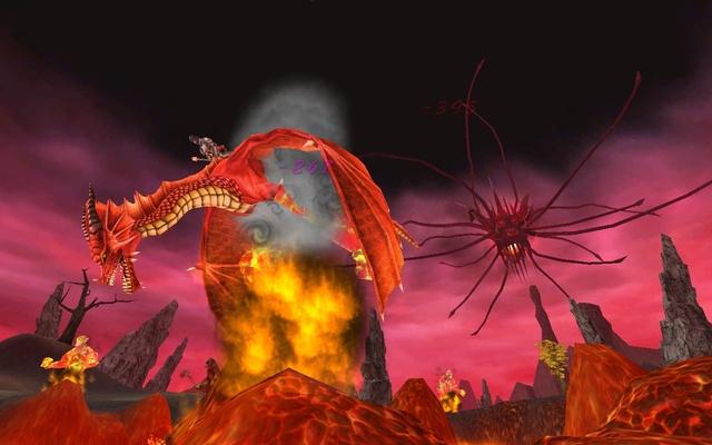 повелители драконов - одна из лучших бесплатных игр он-лайн