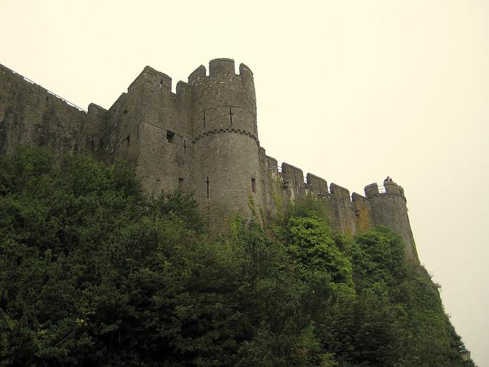 Замок Пембрук в Уэльсе 45116