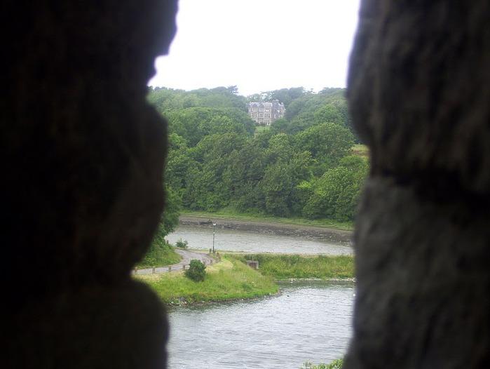 Замок Пембрук в Уэльсе 94955