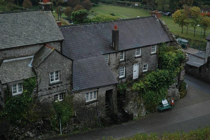 Замок Пембрук в Уэльсе 50654