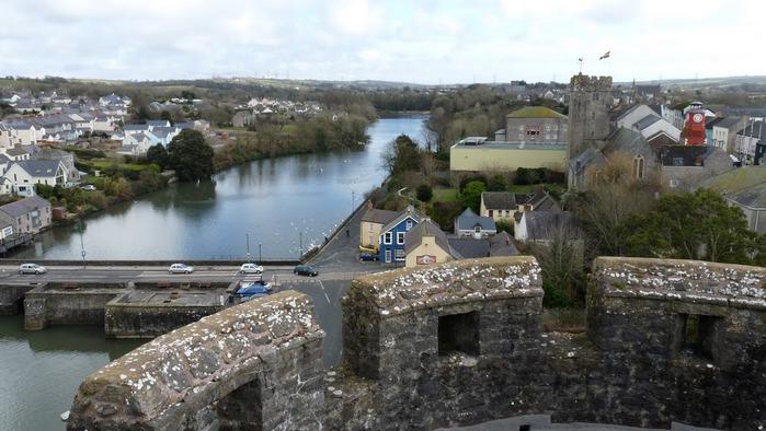 Замок Пембрук в Уэльсе 64367