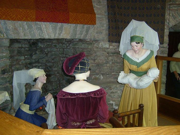 Замок Пембрук в Уэльсе 32284