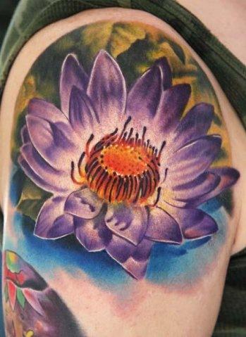 Татуировки на индийскую тематику 40