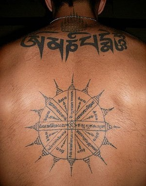 Татуировки на индийскую тематику 48