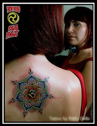 Татуировки на индийскую тематику 70