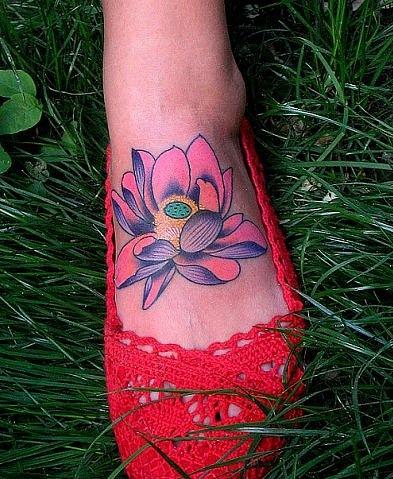 Татуировки на индийскую тематику 14