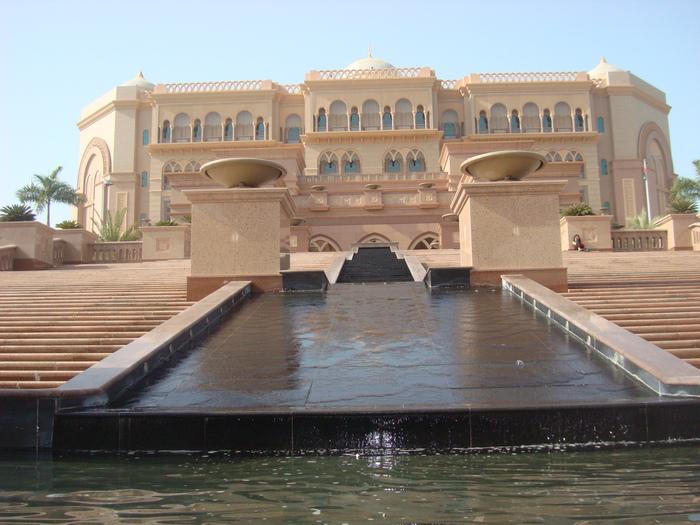 Добро пожаловать в палас-отель «Emirates Palace» 72090