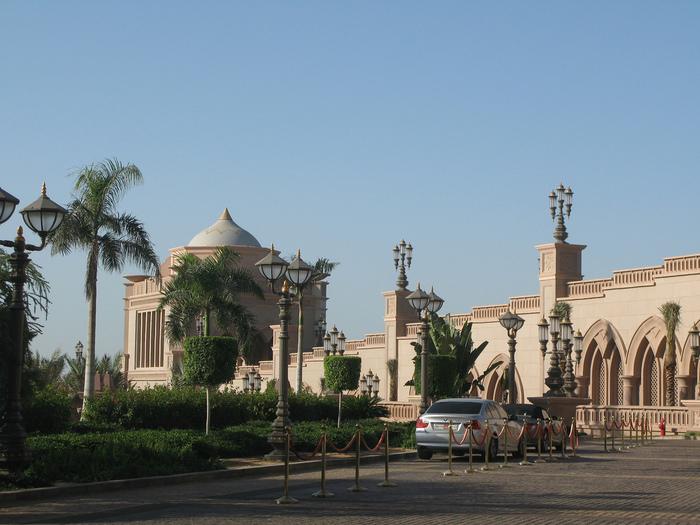 Добро пожаловать в палас-отель «Emirates Palace» 35597