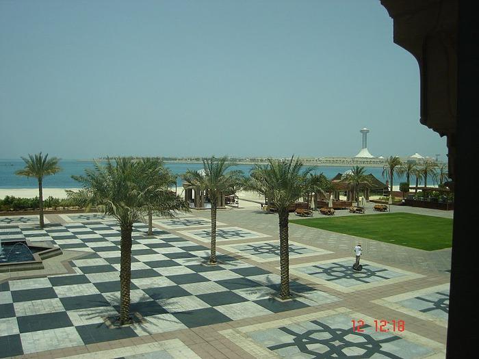 Добро пожаловать в палас-отель «Emirates Palace» 56084
