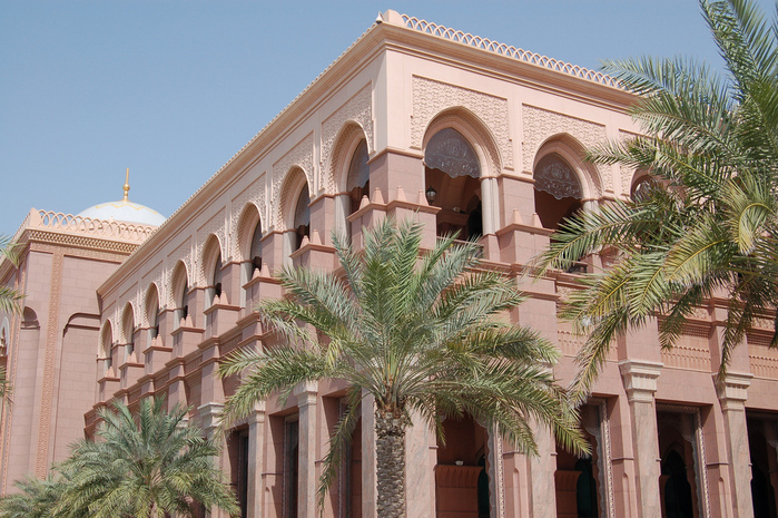 Добро пожаловать в палас-отель «Emirates Palace» 51035