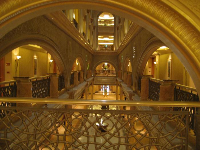 Добро пожаловать в палас-отель «Emirates Palace» 31366