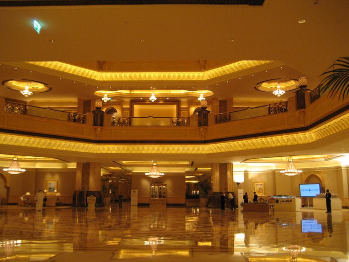 Добро пожаловать в палас-отель «Emirates Palace» 39250