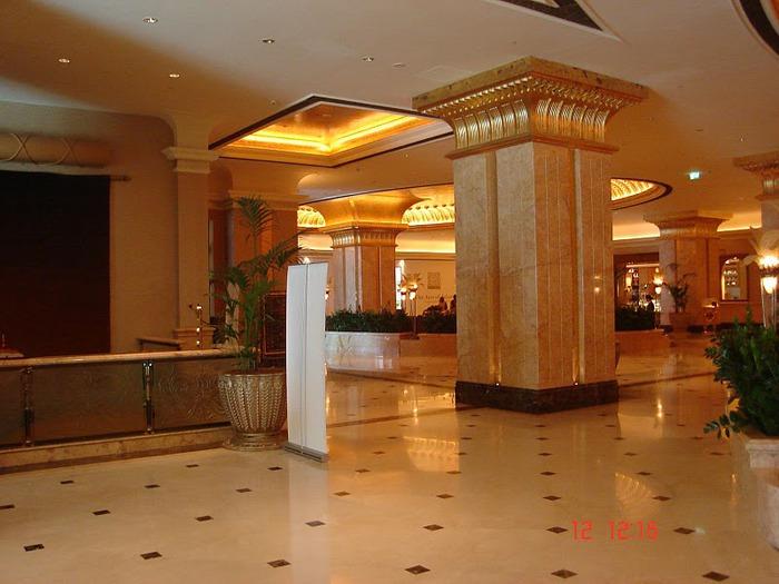 Добро пожаловать в палас-отель «Emirates Palace» 88773