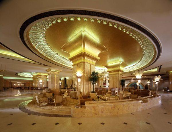 Добро пожаловать в палас-отель «Emirates Palace» 89100