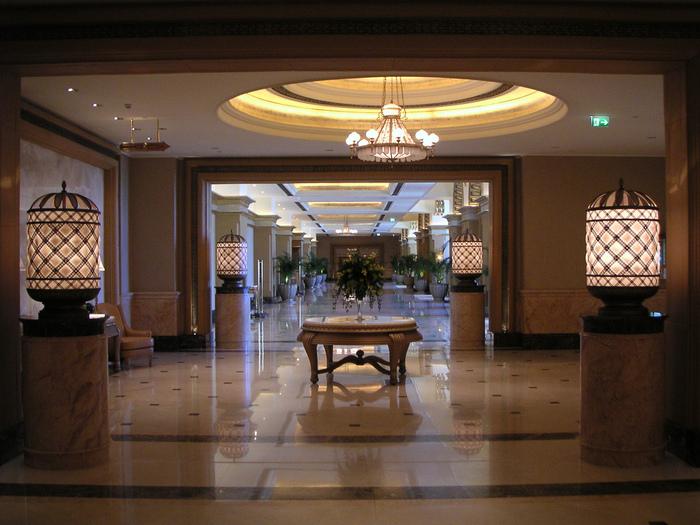Добро пожаловать в палас-отель «Emirates Palace» 56040