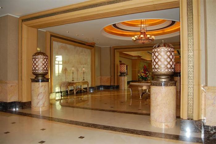 Добро пожаловать в палас-отель «Emirates Palace» 53767