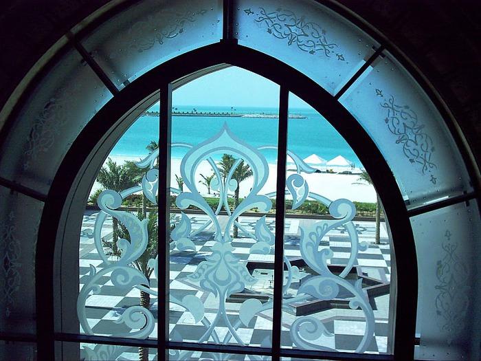 Добро пожаловать в палас-отель «Emirates Palace» 75382