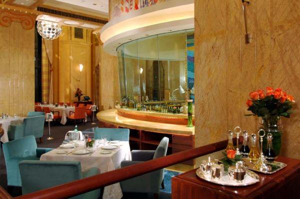 Добро пожаловать в палас-отель «Emirates Palace» 35362