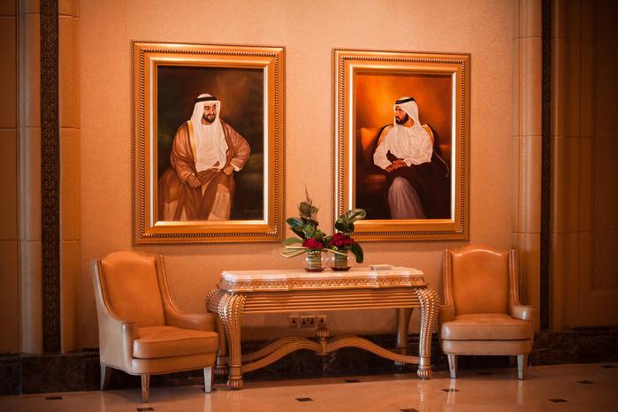 Добро пожаловать в палас-отель «Emirates Palace» 20641