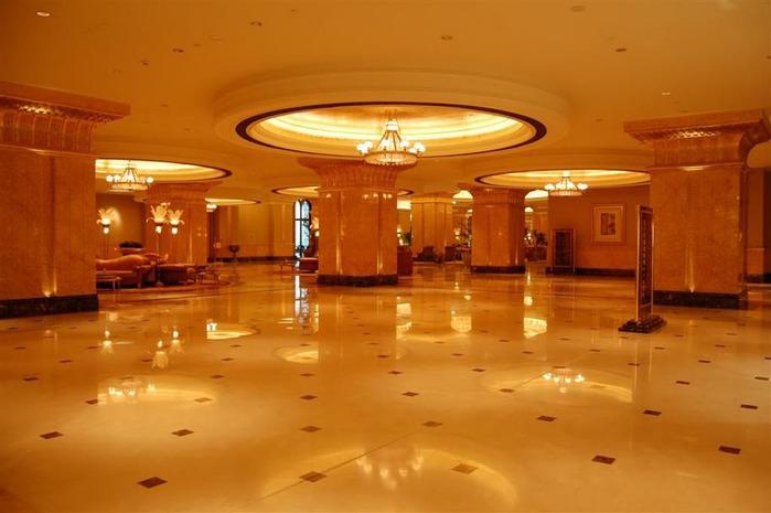 Добро пожаловать в палас-отель «Emirates Palace» 71871