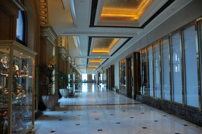 Добро пожаловать в палас-отель «Emirates Palace» 61373