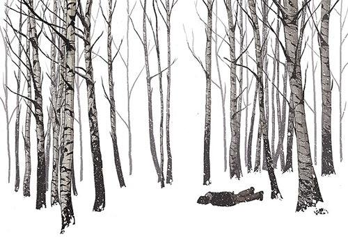 Иллюстратор Matthew Woodson 1