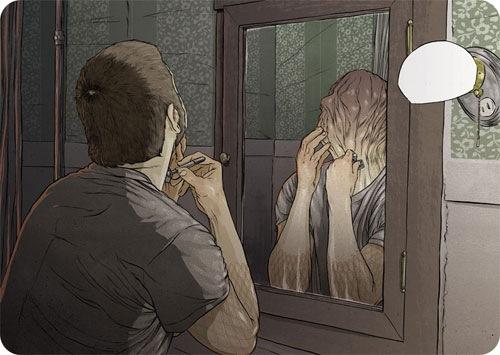 Иллюстратор Matthew Woodson 6