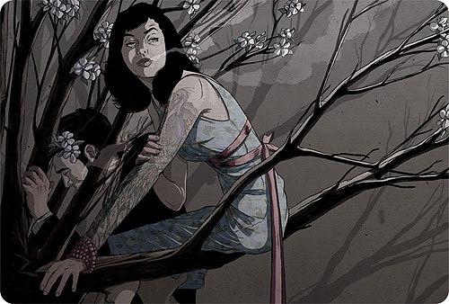 Иллюстратор Matthew Woodson 8
