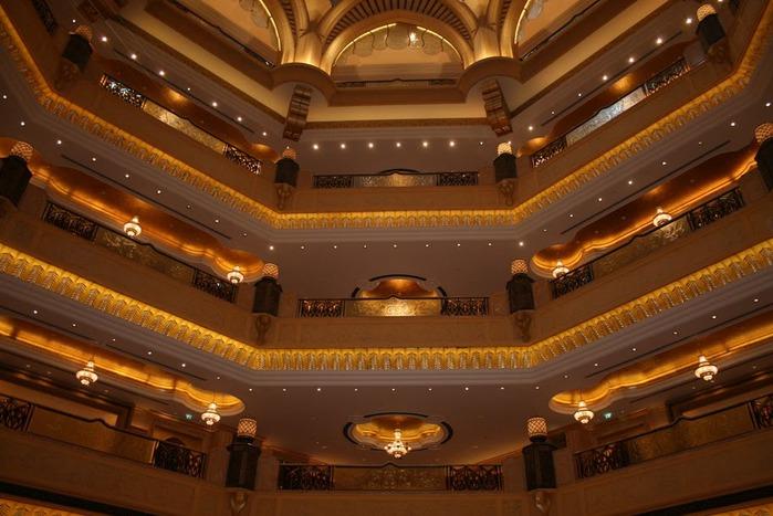 Добро пожаловать в палас-отель «Emirates Palace» 37138