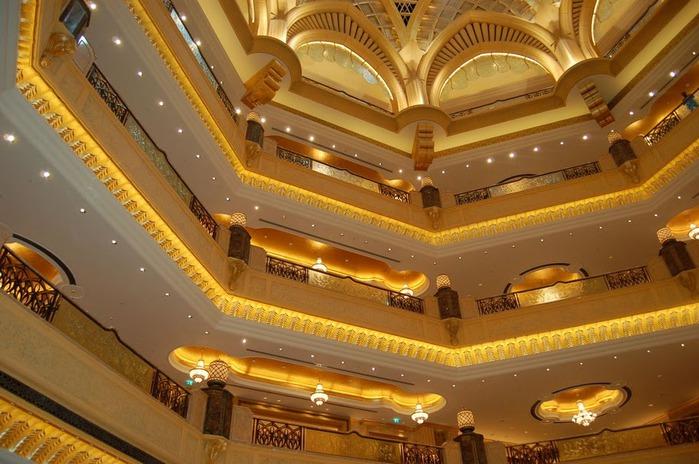 Добро пожаловать в палас-отель «Emirates Palace» 86959