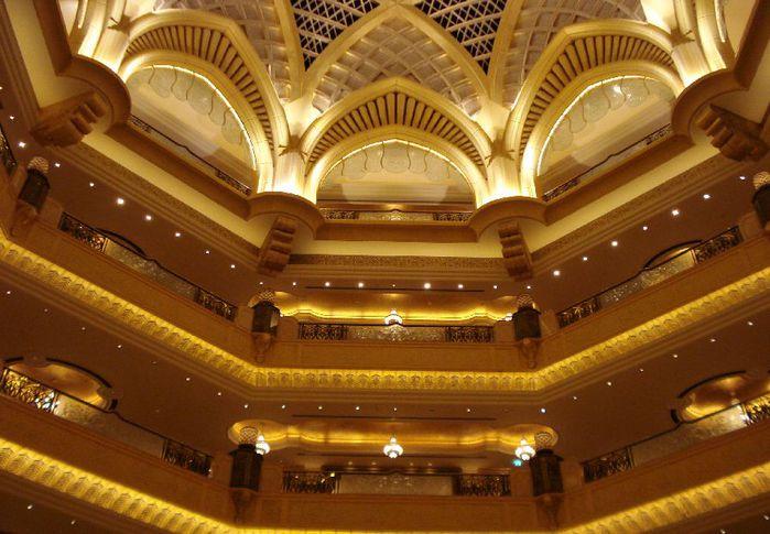 Добро пожаловать в палас-отель «Emirates Palace» 92787