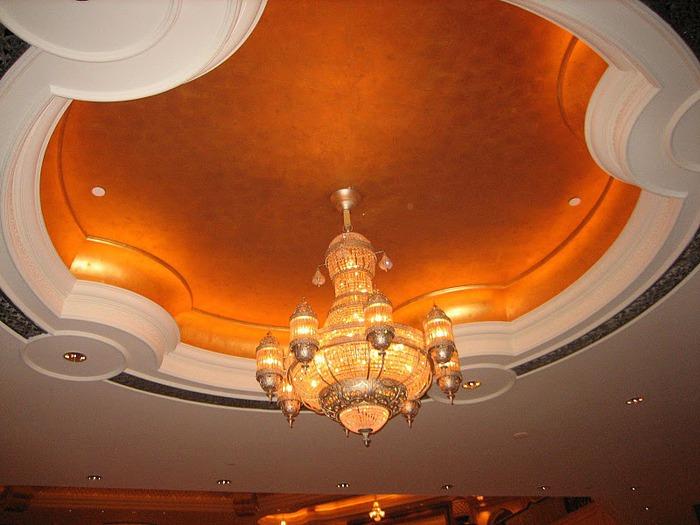 Добро пожаловать в палас-отель «Emirates Palace» 69073