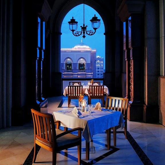 Добро пожаловать в палас-отель «Emirates Palace» 49047