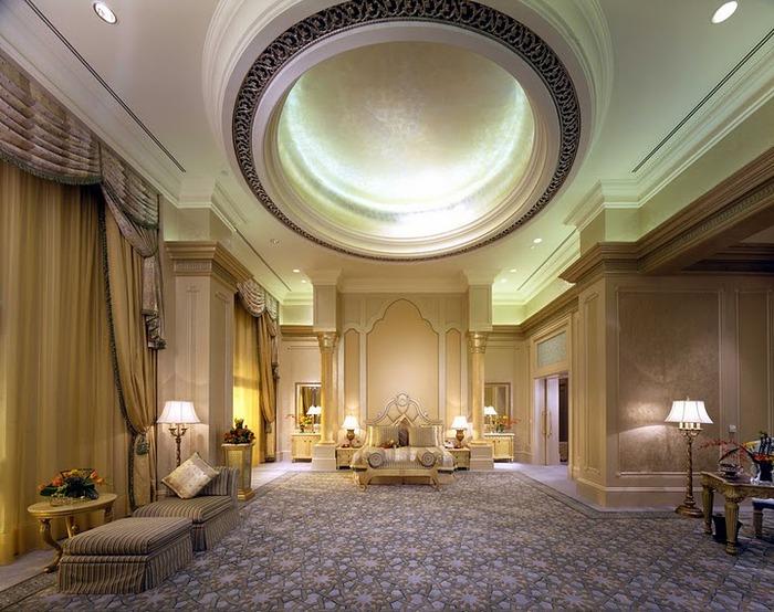 Добро пожаловать в палас-отель «Emirates Palace» 99244