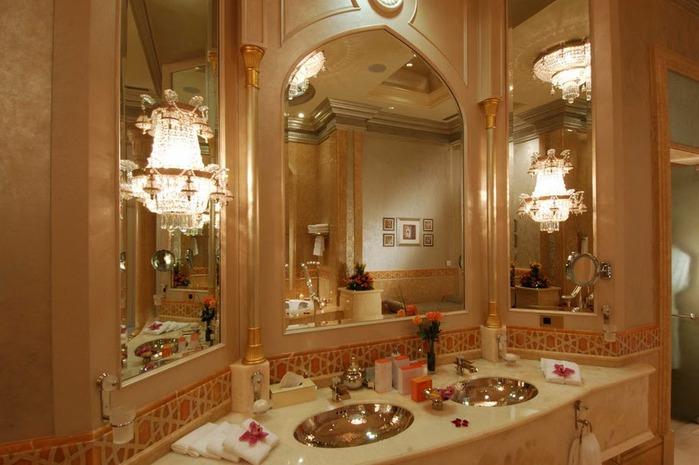 Добро пожаловать в палас-отель «Emirates Palace» 16936