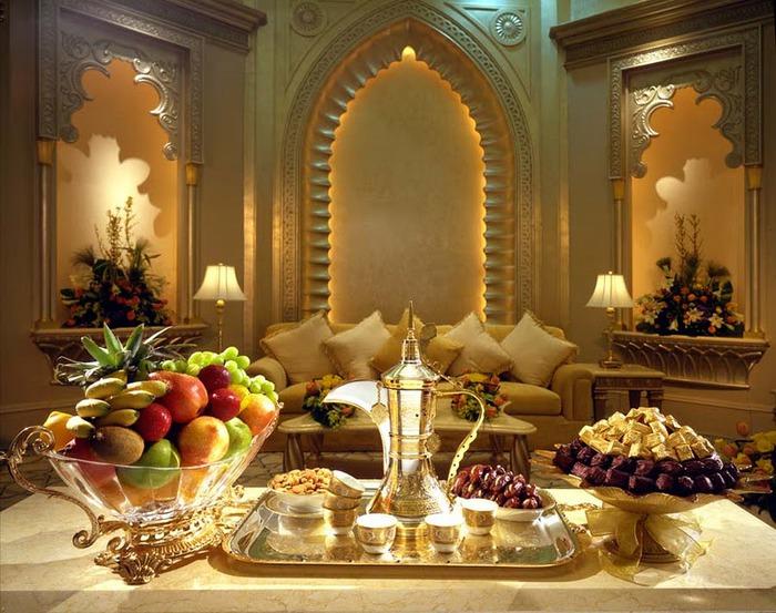 Добро пожаловать в палас-отель «Emirates Palace» 49798