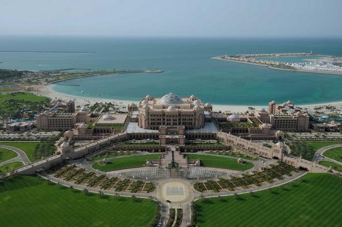 Добро пожаловать в палас-отель «Emirates Palace» 38833