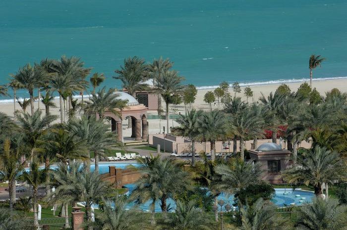 Добро пожаловать в палас-отель «Emirates Palace» 36257