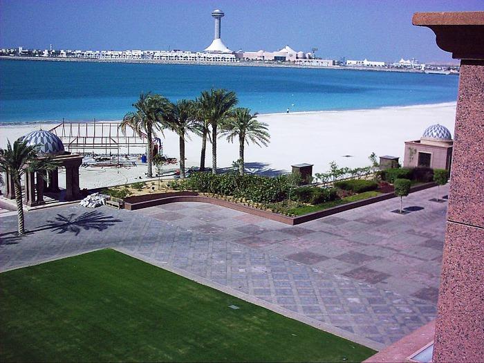 Добро пожаловать в палас-отель «Emirates Palace» 21195