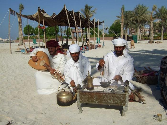 Добро пожаловать в палас-отель «Emirates Palace» 24325
