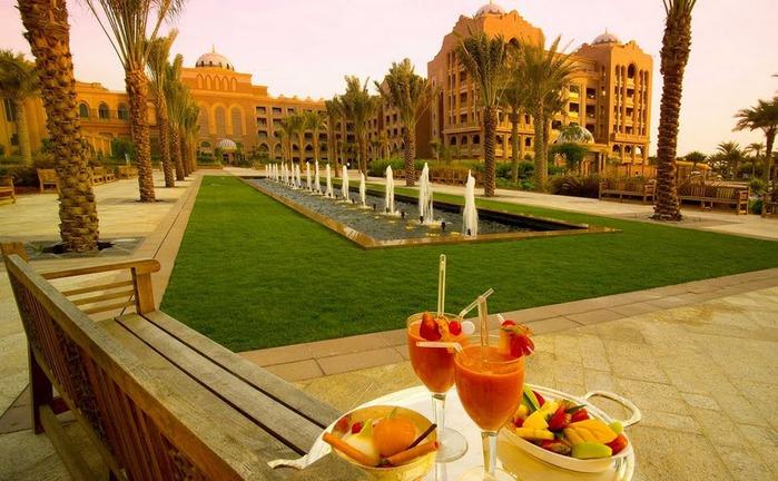 Добро пожаловать в палас-отель «Emirates Palace» 95542